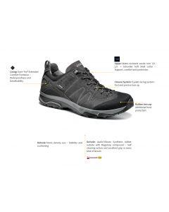 ASOLO AGENT Gore Tex Mens shoes