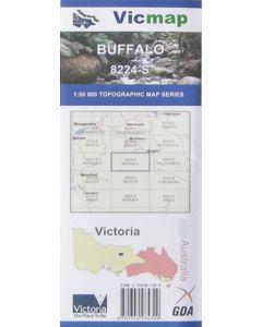 VICMAP 50K BUFFALO 8224-S