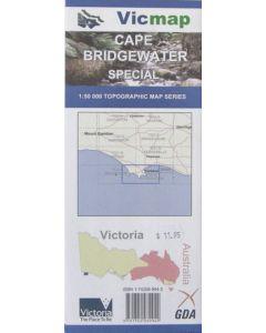 VICMAP 50K CAPE BRIDGEWATER 7121-S