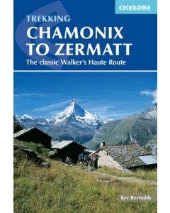 CHAMONIX TO ZERMATT (CICERONE)