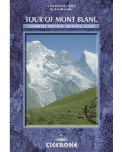 TOUR OF MONT BLANC (CICERONE) - Reynolds, Kev