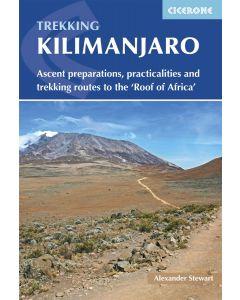 TREKKING KILIMANJARO (CICERONE) Alex Stewart