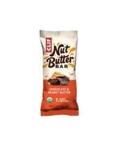 CLIF BAR CHOCOLATE PEANUT BUTTER 50G