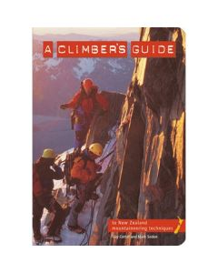 A CLIMBERS GUIDE TO NZ MTN TECH -COTTER