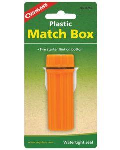 COGHLANS PLASTIC MATCHBOX
