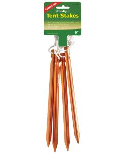 COGHLANS ULTRALIGHT TENT STAKES