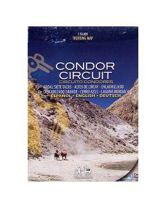Condor Circuit map 1:50 000