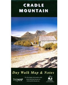 TAS CRADLE MTN DAY WALKS MAP