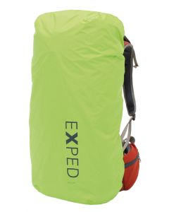 EXPED RAINCOVER L lime