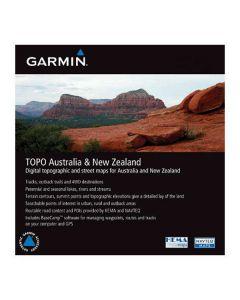 GARMIN TOPO AUSTRALIA/NZ SD CARD