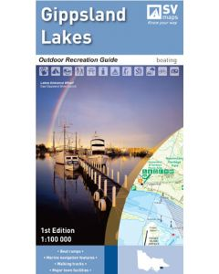 GIPPSLAND LAKES - SPATIAL VISION MAP