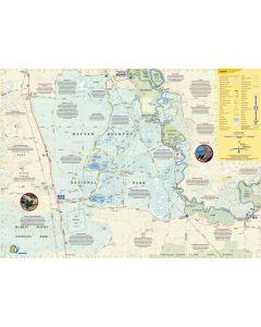MERIDIAN HATTAH-KULKYNE MAP 1-75,000