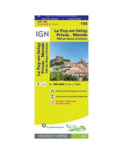 156 IGN Le Puy-en-Velay