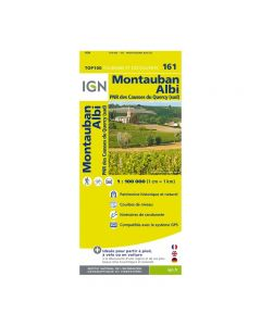 161 IGN Montaubau/Albi