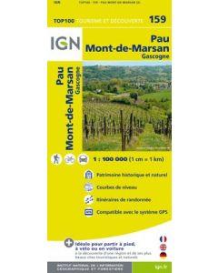 159 IGN Pau/ Mont-de-Maesan