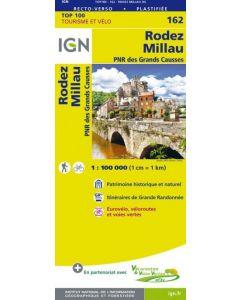 162 IGN Rodez/Millau