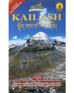 KAILASH MAP 1:50,000