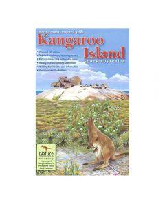 KANGAROO ISLAND TOURIST MAP