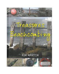 TREASURES OF BEACHCOMBING - KEN MARTIN
