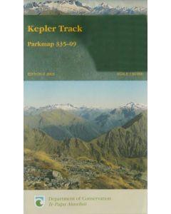 NZ KEPLER MAP