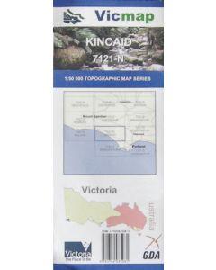 VICMAP 50K KINCAID 7121-N
