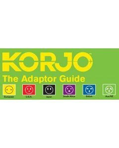 KORJO ADAPTOR - JAPAN