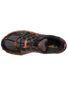 LA SPORTIVA HELIOS 2.0 Trail Running Shoe Black/Tangerine