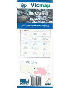 VICMAP 50K LEINSTER 8424-S