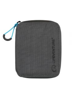 LifeVenture RFiD Bi-Fold Wallet (GREY)