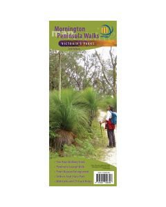 MERIDIAN MORNINGTON PENINSULA WALKS MAP 1-20,000