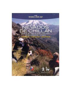 Nevados de Chillan map 1:50 000