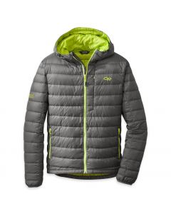 OUTDOOR RESEARCH TRANSCENDENT DOWN HOODY mens