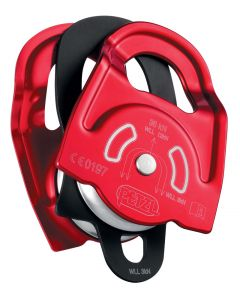 PETZL PULLEY TWIN P65A