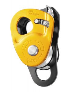 PETZL JAG TRAXION DOUBLE PULLEY