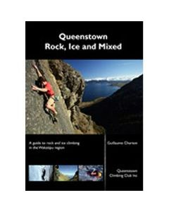 QUEENSTOWN ROCK, ICE AND MOUNTAINS GUIDE