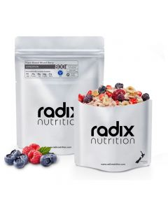RADIX NUTRITION PLANT-BASED MIXED BERRIES