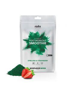 RADIX NUTRITION POST-WORKOUT SMOOTHIE Spirulina & Strawberry