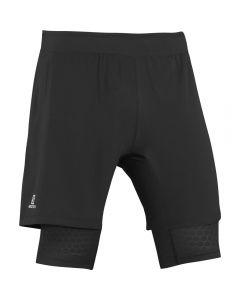 SALOMON EXO PRO TWINSKIN SHORT Mens Running Shorts