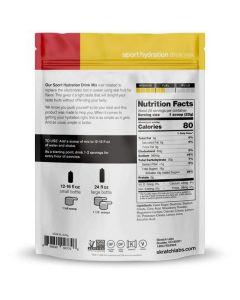 SKRATCH LABS Sport Hydration Drink Mix, Strawberry Lemonade, 440g, 20 Serves