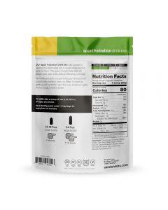 SKRATCH LABS Sport Hydration Drink Mix, Lemons & Limes, 440g, 20 Serves
