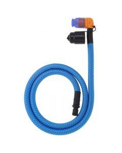 SOURCE HELIX Tube Kit (Weave Covered Light Blue)