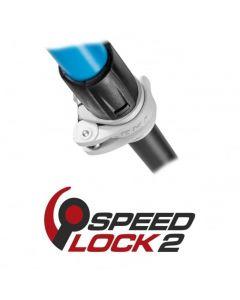 LEKI SP SPEEDLOCK2 LEVER 16/14MM BLK