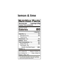 SKRATCH LABS Sport Hydration Drink Mix - Lemons & Limes 22g