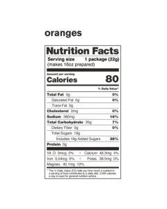 SKRATCH LABS Sport Hydration Drink Mix - Oranges, 22g