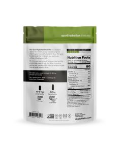 SKRATCH LABS Sport Hydration Drink Mix, Matcha Green Tea & Lemons, 440g, 20 Serves