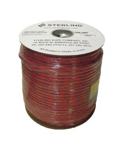 11MM STERLING POLYESTER HTP RED 200m roll