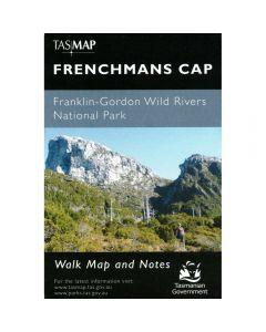 TAS FRENCHMANS CAP MAP