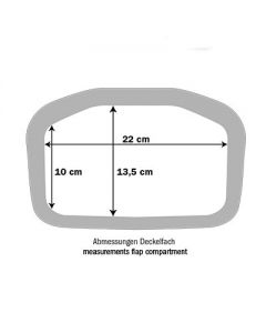 ORTLIEB ULTIMATE 6 M PRO HANDLEBAR BAG