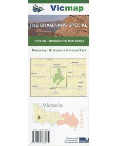 VICMAP 100K GRAMPIANS SPECIAL