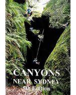 CANYONS NEAR SYDNEY 5TH EDITION